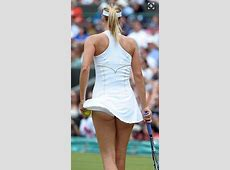 Oops ! Famous Tennis Wardrobe Malfunctions Page 2 of 6