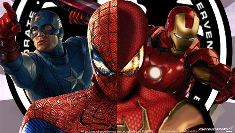Captain America Civil War Spiderman Wallpaper Marvel 39 S Civil War Movie Wallpaper Widescreen By