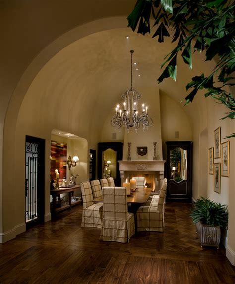 exquisite mediterranean dining room designs