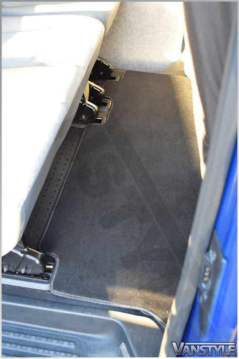 vw      rear carpet mat twin sliding rear door vanstyle