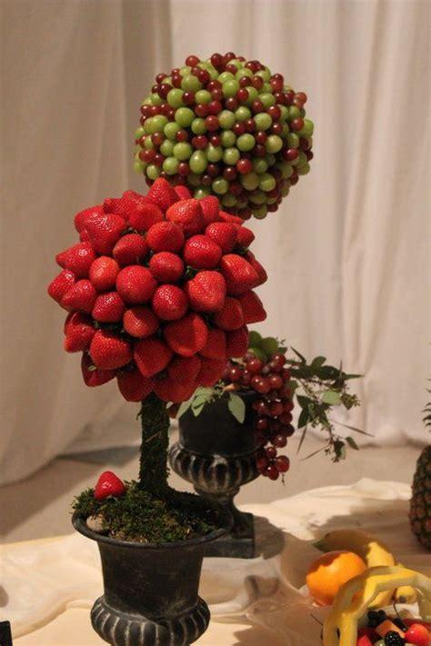 Topiary  Weddings  Pinterest  Strawberry Fruit, Design