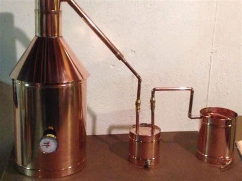 WOW!10 Gallon Pot-Really Nice! Water Destiller- Copper