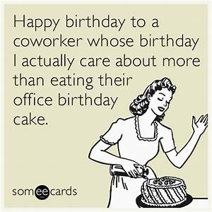 Search Results For 'Coworker Birthday' Ecards From Free ...