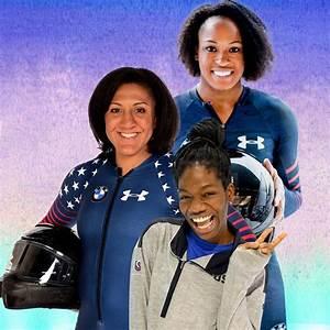Black Women Athletes 2018 Olympic Winter Games