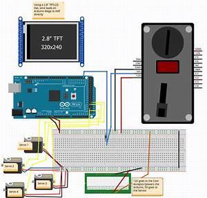 Arduino Vending Machine