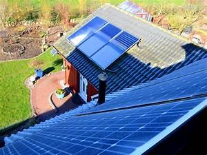 Solarthermie Selber Bauen : solarthermie mit solaranlagen heizen und warmwasser erzeugen ~ Whattoseeinmadrid.com Haus und Dekorationen
