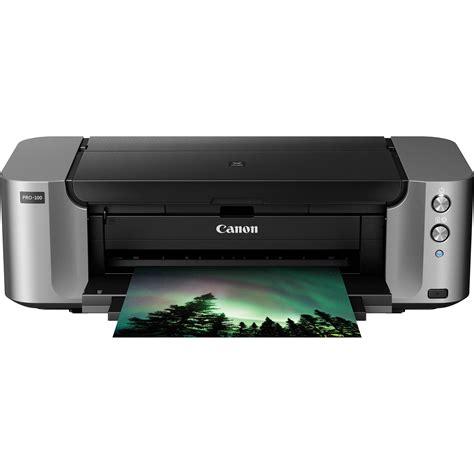 canon professional canon pro 100 pixma wireless professional inkjet photo