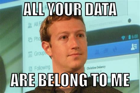 Zuck Memes - happy birthday internet here are your lamest lifetime moments pcworld