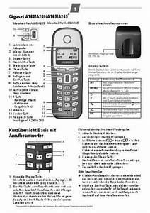Siemens Gigaset A160 Duo 1 Handsets Mobile Phone Download
