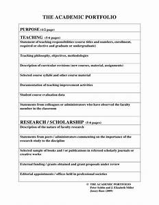 Academic portfolio template for Academic portfolio template