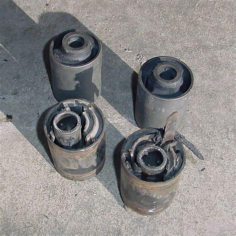 suspension bushes replacement costs repairs autoguru