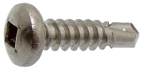 Vis Autoperceuse Inox Quincaillerie Vis Autoperceuse Tete Cylindrique Empreinte Carree Inox A2