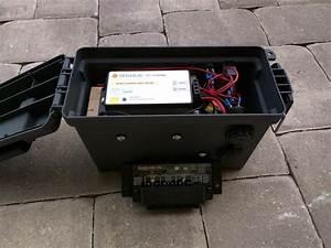 Solar Ammo Box Generator - Lifepo4 Update   U2014 Maas