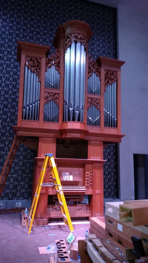 Service Department Projects Archives Buzard Organs