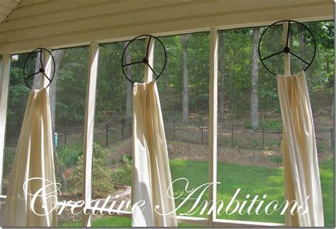 creative way to hang curtains boys room ideas