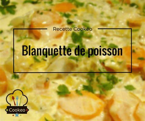 recette cuisine asiatique blanquette de poisson recette cookeo