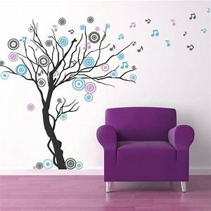 Tree decals living room decal wall sticker modern vinyl