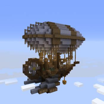 How To Make A Double Boat In Minecraft by Floating Ship Grabcraft Your Number One Source For