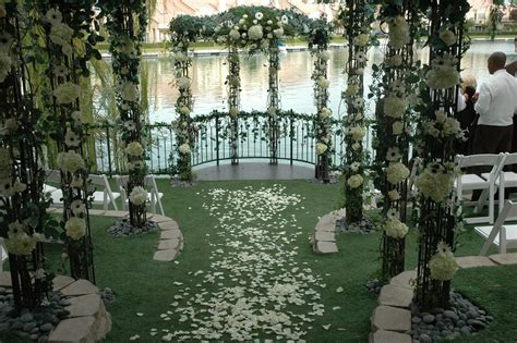 Heritage Garden Blissful Ceremony Only Package Ceremony