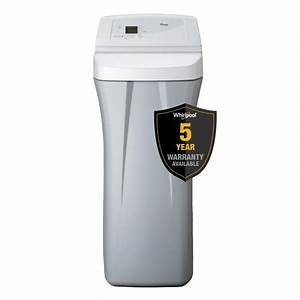 Shop Whirlpool 44,000-Grain Water Softener at Lowes com