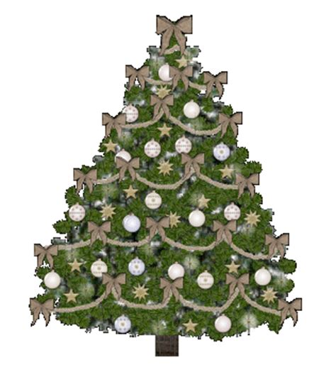 pohon natal gif gambar animasi animasi bergerak  gratis