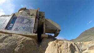 Wwii Bunker On Highway 1 California Right Out Of San