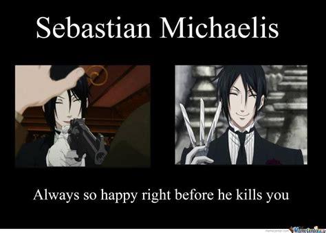 Sebastian Michaelis Memes - sebastian michaelis from black butler by umadbrotroller meme center