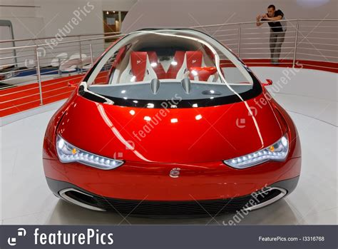 Mobile Germany Auto by Automobile Show In Frankfurt Picture