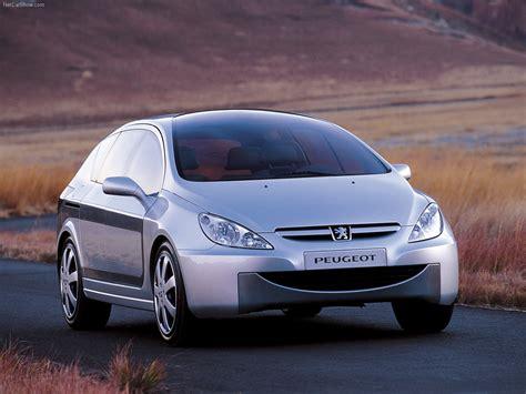 Peugeot Automobiles by Peugeot Promethee Concept 2000