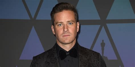 Armie Hammer Makes Statement Following DM Controversy ...