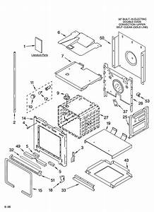 Whirlpool Wall Oven Parts