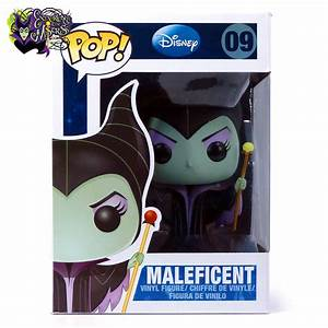 Funko Disney Pop!: Series 1 Vinyl Figure #9 – Maleficent