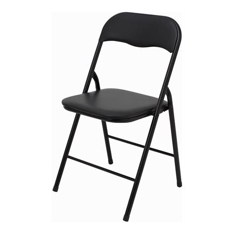 marquee folding padded chair bunnings warehouse