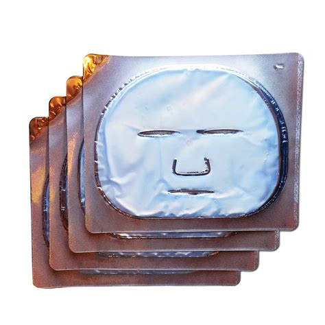 Amazon.com : 24k Gold Collagen Hydrogel Face Masks (5