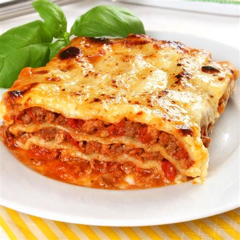cuisine tunisienne traditionnelle four lasagne