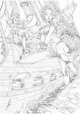 Deviantart Plank Tzanoukakis Tony Mcteigue Dawn Drawings sketch template