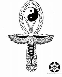 ۞ΘHPION۞ ESOTERIC∴TATTOO — This drawing is a revision of ...