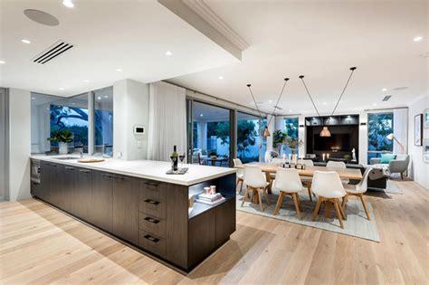 cuisine et salon moderne cuisine moderne ouverte sur sejour chaios com