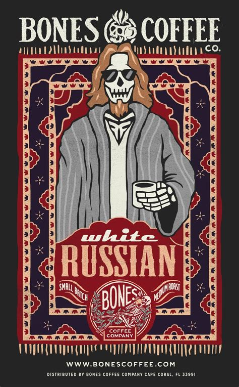 2 large batch of white russians. White Russian Flavored Coffee (Whole Bean) by Bones Coffee ...