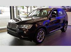 2016 BMW X3 xDrive20d Modell xLine [BMWview] YouTube