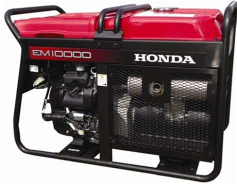 Honda Residential Use Generator Selection  28 Images