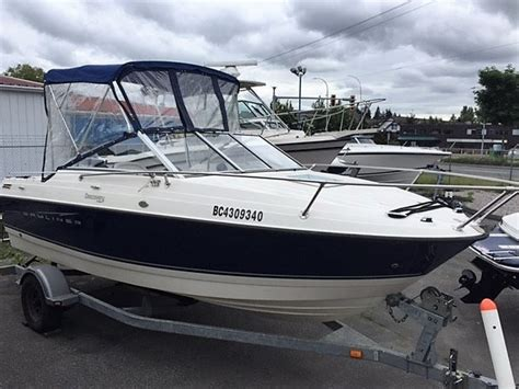 Motor Boats For Sale Vancouver Bc by 2009 Bayliner 192 Boat For Sale 19 Foot 2009 Motor Boat