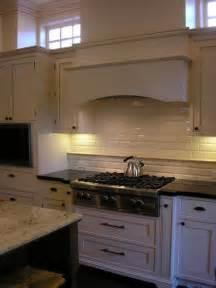Subway Kitchen Backsplash Beveled Subway Tile Backsplash Transitional Kitchen Design Moe