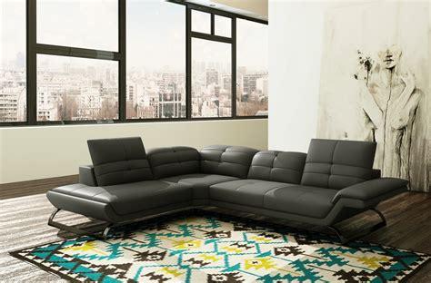 canapé d angle cuir gris anthracite canape cuir gris anthracite nouveaux modèles de maison