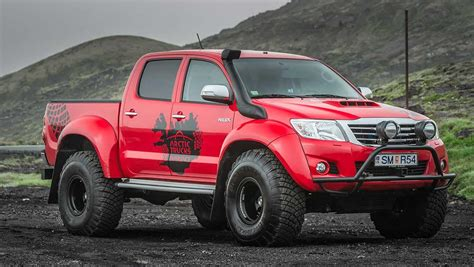 suv kia 2008 toyota hilux monsters in the arctic car news carsguide