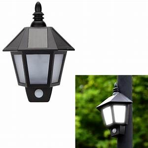 Easternstar Led Solar Wall Light Outdoor Solar Wall