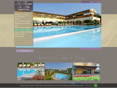 Residence Hotel Le Terrazze by Le Terrazze Sul Lago Padenghe Gardasee