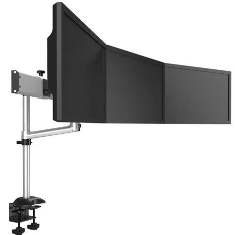 desk monitor mount monitor desk mount w 2 in 1 base bl dm162