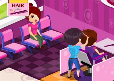jeux de fille cuisine serveuse salon coiffure et beauté sur jeux fille gratuit