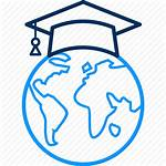Study Icon Abroad Education Icons 512px Getdrawings